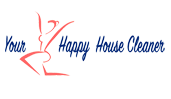 Your Happy House Cleaner Logo